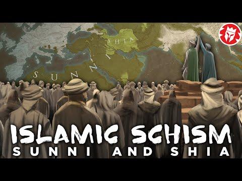 Muslim Schism: How