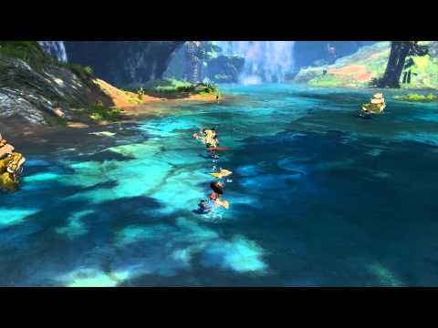 Blade and Soul : What happens when a kfm meet another kfm