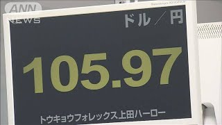 政府と日銀が緊急会合 米中摩擦で急激な円高・株安(19/08/05)
