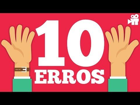 10 ERROS que