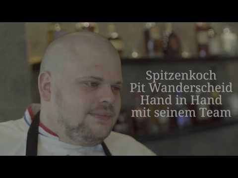 Fine dining Restaurant Le Luxembourg Wemperhardt
