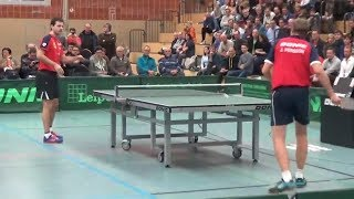 Timo Boll vs Jorgen Persson (2017 Leipold Super Cup) Final