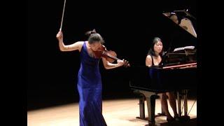 Laure Chan - Sarasate Zigeunerweisen, Allegro molto vivace
