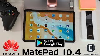 How to Access google Playstore on Huawei Matepad 10.4 or Any Huawei Device in 2021 screenshot 4