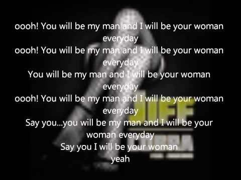 Asa -- Be My Man (lyric Video)
