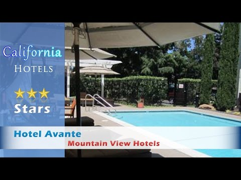 Hotel Avante, a Joie de Vivre Hotel, Mountain View Hotels - California