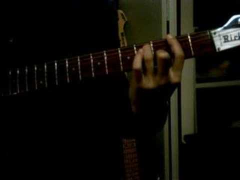 Guitar Chord Demo Play Squeezeive Returned Youtube