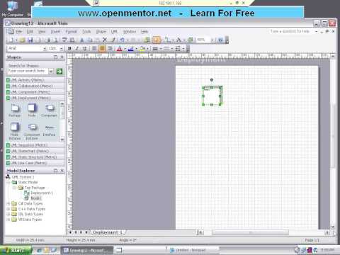Visio Part 2 Architecture Diagrams