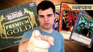 Best Yugioh Premium Gold 1st Edition Box Opening! OH BABY!!! The Gods and Beelzebub Part 1