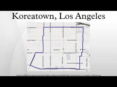 Koreatown, Los Angeles
