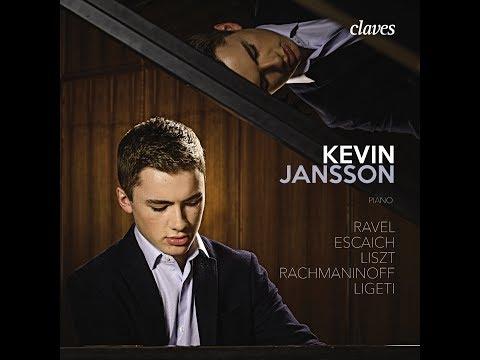 Études d'exécution transcendante - II. No. 10, Franz Liszt / Kevin Jansson, Piano