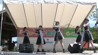 【会場】蜂ヶ峯総合公園.