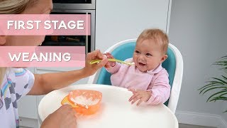 How I Weaned My Baby | My Weaning Tips!