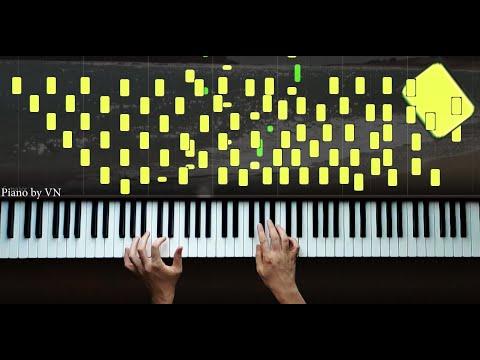 """Bu Müzik Seni Geçmişe Aparır"" - Piano by VN"