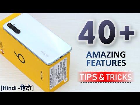 RealMe 6 Tips & Tricks   40+ Special Features - TechRJ
