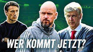 FC Bayern: Kovac ist raus! Ten Hag, Mourinho, Wenger? Was passiert jetzt?