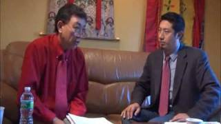(Tibetan public talk 2011) Interview with Sonam Rinchen  part 3