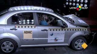 Aveo reprobado en seguridad vehicular para pasajeros(El Programa de Evaluación de Autos Nuevos para América Latina y el Caribe (Latin NCAP) dio a conocer los resultados de sus pruebas de choque más ..., 2015-11-17T21:34:13.000Z)