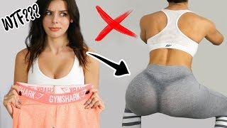 Серьезно? 82$? ЧЕСТНЫЙ обзор! GYMSHARK, Socks leggings, IronbyMironova, Nike / Одежда для фитнеса
