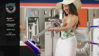SPOT TV UNIEURO DYSON BLACK FRIDAY SUMMER, VISIONARIA FIM