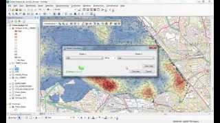 crime analysis an overview of the crime analyst extension for arcgis for desktop