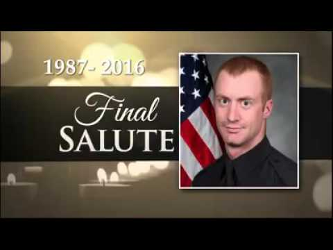 Fallen Greenville Police officer Jacobs last call