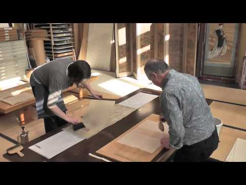 Chester Beatty Library-Conserving:The Ogres of Oeyama