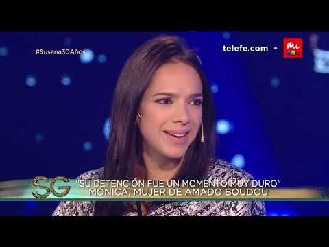 Susana y Mónica García de la Fuente, mujer de Amado Boudou