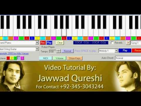Ya Rba De De Koi Jaan Bhi Agar - Piano Tutorial - ...