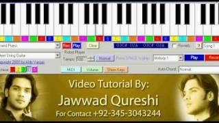 Ya Rabba De De Koi Jaan Bhi Agar - Piano Tutorial - Salaam e Ishq