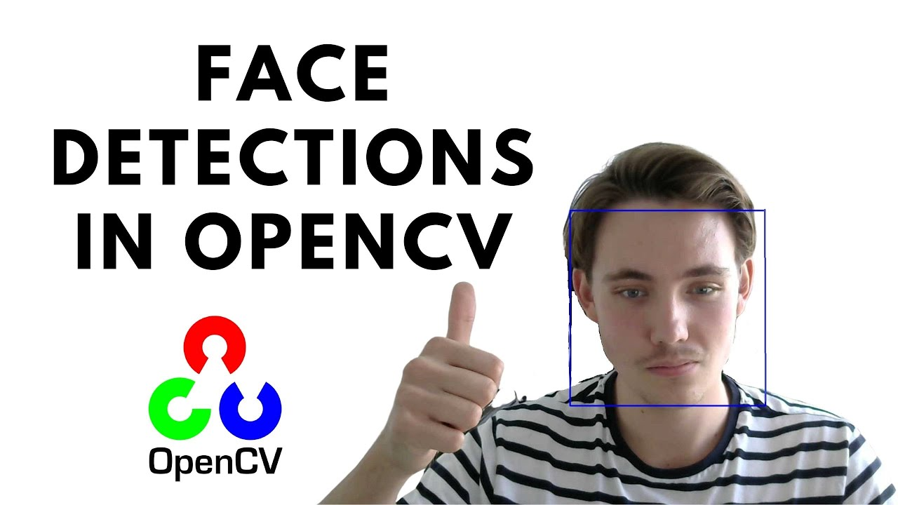 Face Detection and 3D Position Estimation in OpenCV