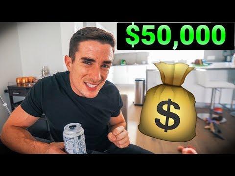 my $50,000 investment...