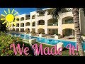 Travel with me to Cancun Mexico! Cancun vlog hotel room tour!