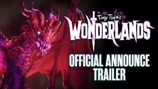 Tiny Tina's Wonderlands 🦄🌈💥 Official Announce Trailer