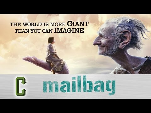 Collider Mail Bag - Why Did Spielberg's The BFG Flop?