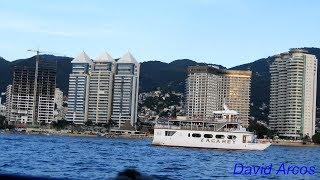 Skyline de Acapulco - 4K