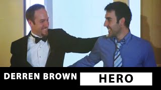 """""""This Is The Proudest Moment In My Career""""   Derren Brown: Hero at 30,000 Feet"""