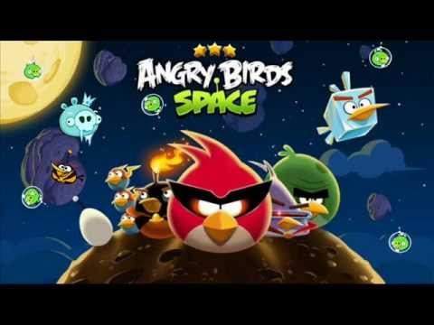 Angry birds space theme rock slash bird youtube angry birds space theme rock slash bird voltagebd Images