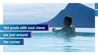 Iceland is just around the corner: Hot Springs and Pools   Icelandair