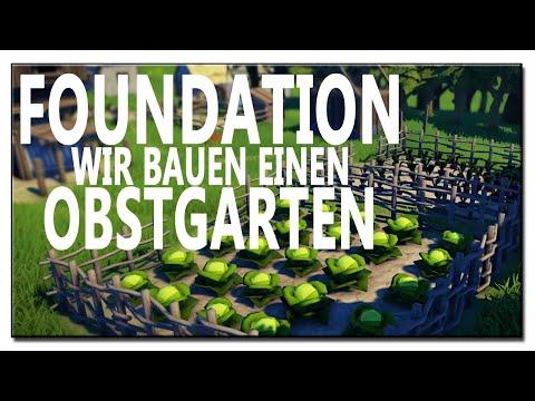 #2 | Foundation | Update | Obstgarten und Hühnerstall | Mod-Support