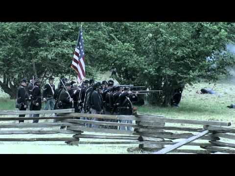 Civil War Reenacting in Clackamas County