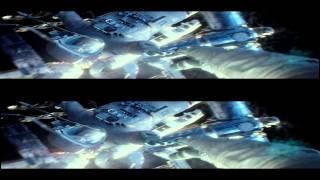 Гравитация 3D трейлер