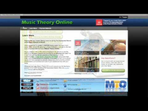 Music Theory Online couk