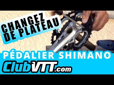Plateau de pédalier - Changer votre plateau de pédalier vélo - 130