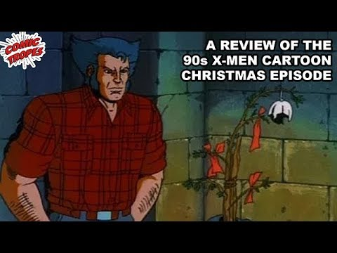 The 90s X-Men Xmas Cartoon Was Bonkers