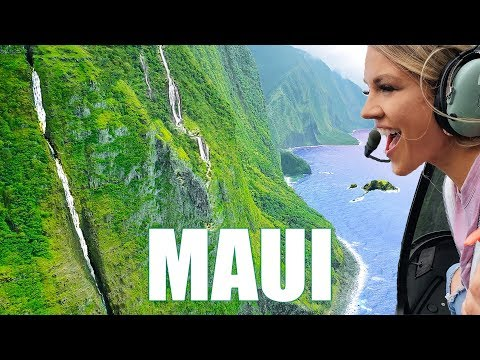Ultimate MAUI Travel Guide! Plus, some SECRET Things to do in Hawaii... Don't Tell Anyone!