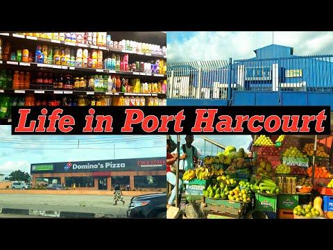 VLOG: PORT HARCOURT, NIGERIA IN 2020 #2 || G.R.A, D/LINE, LE MERIDIEN HOTEL, MARKET SQUARE