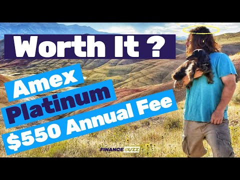 Why The Amex Platinum Is Worth The Annual Fee | FinanceBuzz