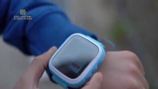 видео Умные часы для детей с GPS трекером