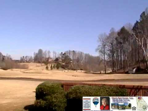 Woodmont Golf and Country Club Canton GA - Drive Through Video Tour